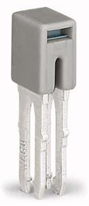 Wago dwarsverbinder 41A 5,2 mm grijs (282-402)
