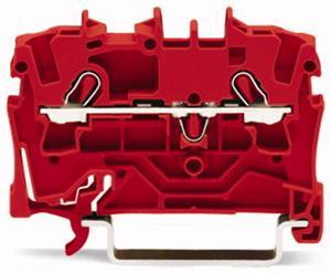 Wago 2-draads rijgklem 2,5mm2 per 100 (2002-1203)