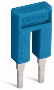Wago kambrug geïsoleerd 3-voudig blauw per 25 stuks (2002-403/000-006)