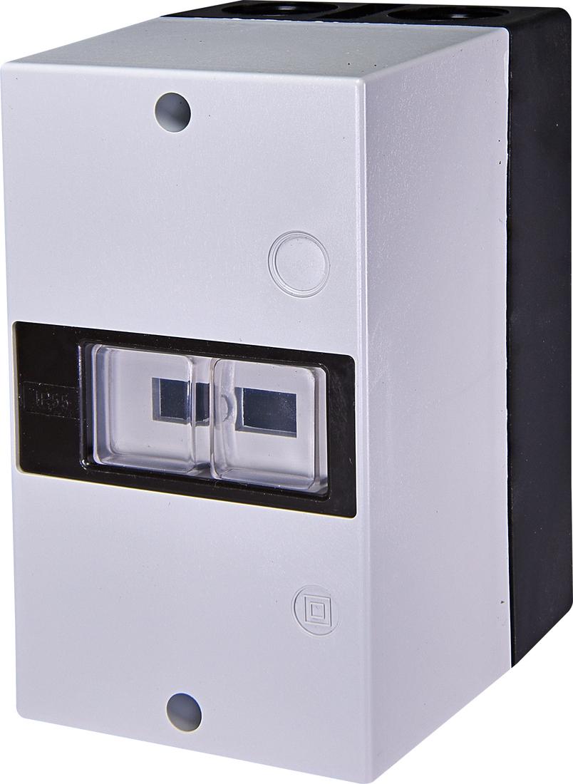 ETI geïsoleerde behuizing IP55 voor motorbeveiligingsschakelaar (004600200)