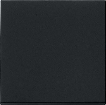 Gira bedieningswip wissel/kruis systeem 55 - zwart mat 0296005