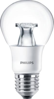 PHILIPS E27 ledlamp helder dimbaar warmwit 2700K (6W vervangt 40W)