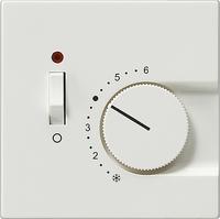 Gira S-color KT 24 V met verbreek schakelaar zuiver wit (039340)