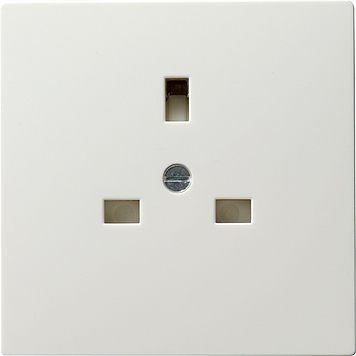 Gira WCD BS 13 A S-Color - zuiver wit (0429400)
