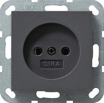Gira WCD z/RA 2-p System 55 antraciet
