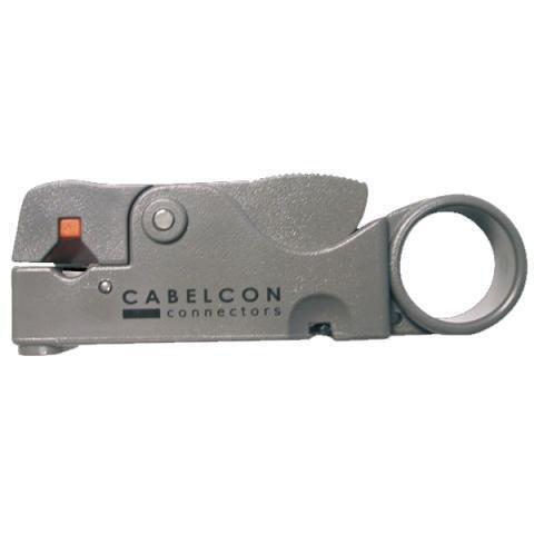 Cabelcon kabelstripper voor coax C12/HD9+/Tel100 (98501010)