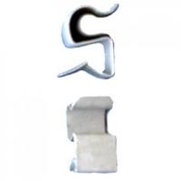 Newlec kabelclip met opschuifbare afwerking 8-12/25-32/25 mm per 100 stuks