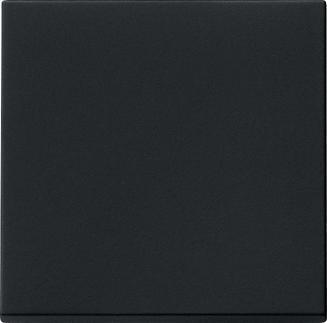 Gira systeem 55 wip voor tastschakelaar zwart mat