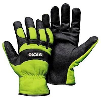 OXXA X-Mech-610 (Hi-Viz Yellow) Handschoen 610 Maat 11