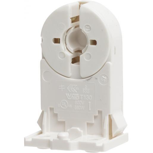 Vossloh Schwabe G13 lamphouder doorsteek met nok LPH 31mm (100591)