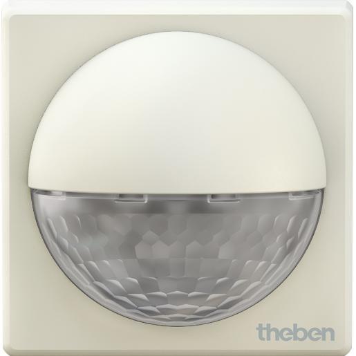 Theben bewegingsmelder voor buiten 180 graden en diameter reikwijdte 12 m - wit  (R180WH)