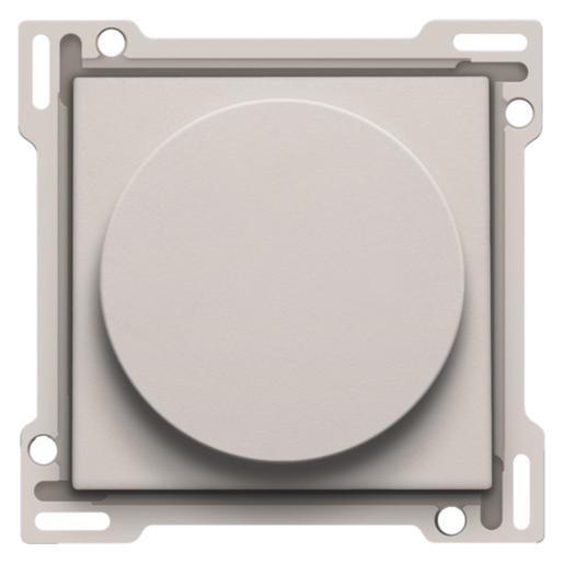 Niko original Afwerkingsset 1-0-2 voor draaischakelaar voor motoren (driestandenschakelaar), light grey (102-65938)