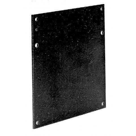 Eaton Holec Halyester montageplaat voor K463 KG463