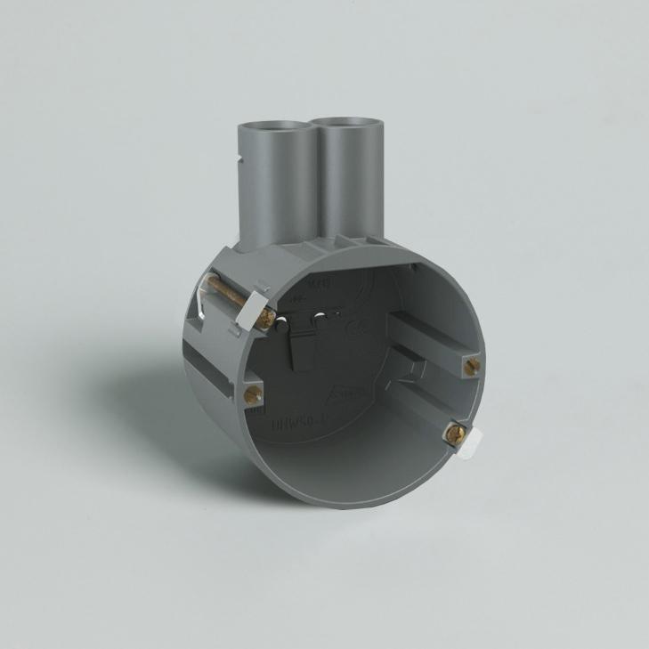 ATTEMA perilex hollewanddoos 16/19 mm UHW50P