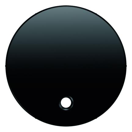 Hager Berker centraalplaat voor trekschakelaar - R.1 zwart (11462045)