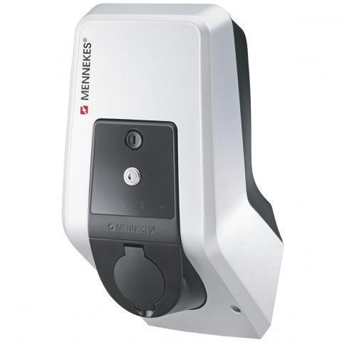 Mennekes (Hateha) AMTRON Standard E laadpaal Mennekes WCD - 7.4kW en 22kW (32A)