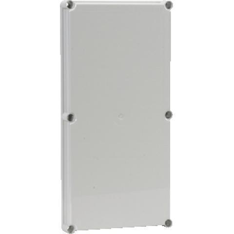 Eaton Holec Halyester deksel voor K484 grijs KD484GS