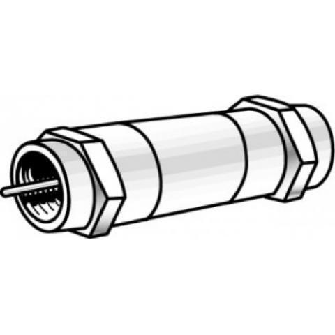 Astro adapter F-male/F-male 75Ohm (146119)