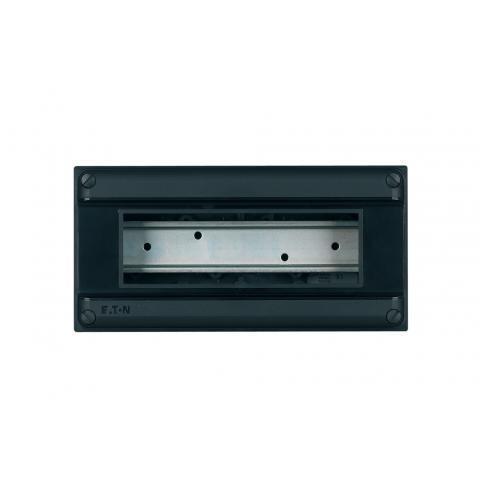 Eaton Holec groepenkast systeem 55 leeg 1-rij 8 modules 220x110 mm