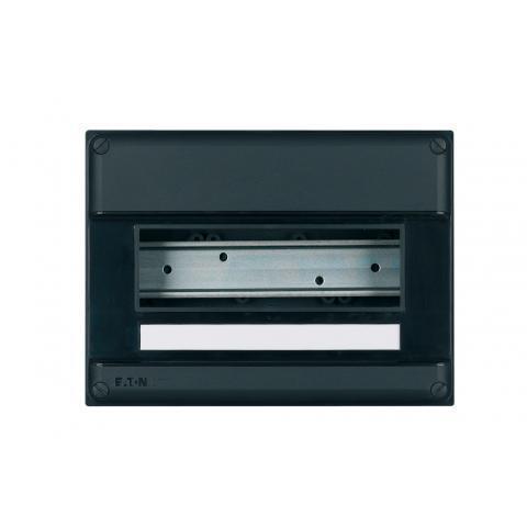 Eaton Holec groepenkast systeem 55 leeg 1-rij 8 modules 220x165 mm