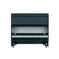 Eaton Holec verhogingsstuk systeem 55 met DIN-rail 220x165 mm