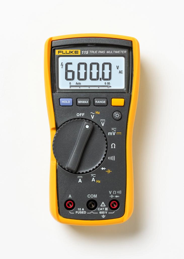 FLUKE Multimeter 115