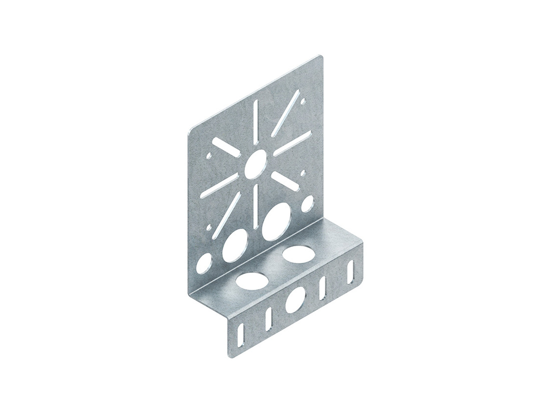 Niedax montageplaat kabelgoot (RMP130F)