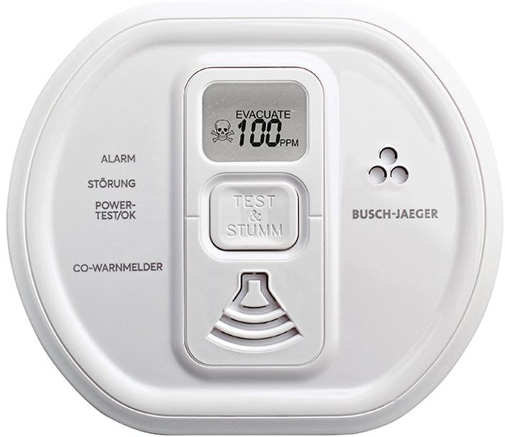 ABB Busch-Jaeger Busch CO-melder + Lithium koppelbaar