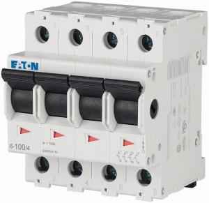Eaton IS-100/4 EAT HOOFDSCHAKELAAR 4-POL100A