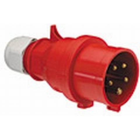 BALS CEE stekker 32A 5P 400V IP44 (21566)