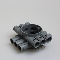 Attema centraaldoos 16/19 mm CH60R