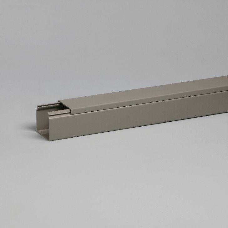 ATTEMA KK kabelkoker 40x40 mm - grijs per 2 meter (2425)