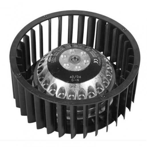 Zehnder Ventilatie R2E140-AS77-37 230V STORKAIR MOTORVL.CML 14/3-5-15