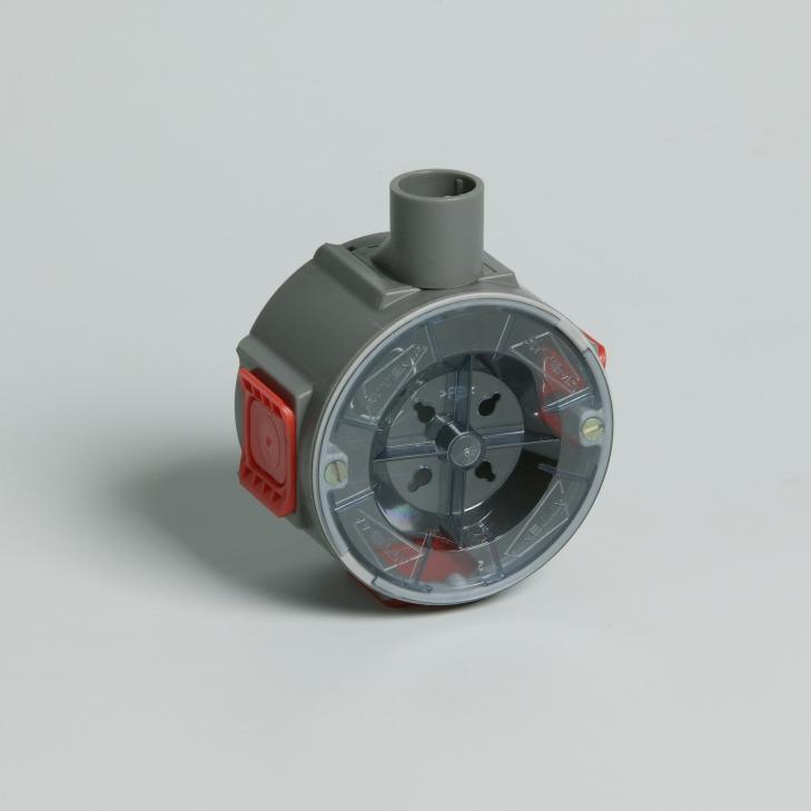 ATTEMA inbouwdoos U40 16 mm per 100 stuks (1112)