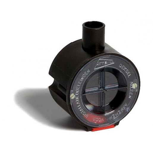 ATTEMA inbouwdoos Uz40 zwart 16mm