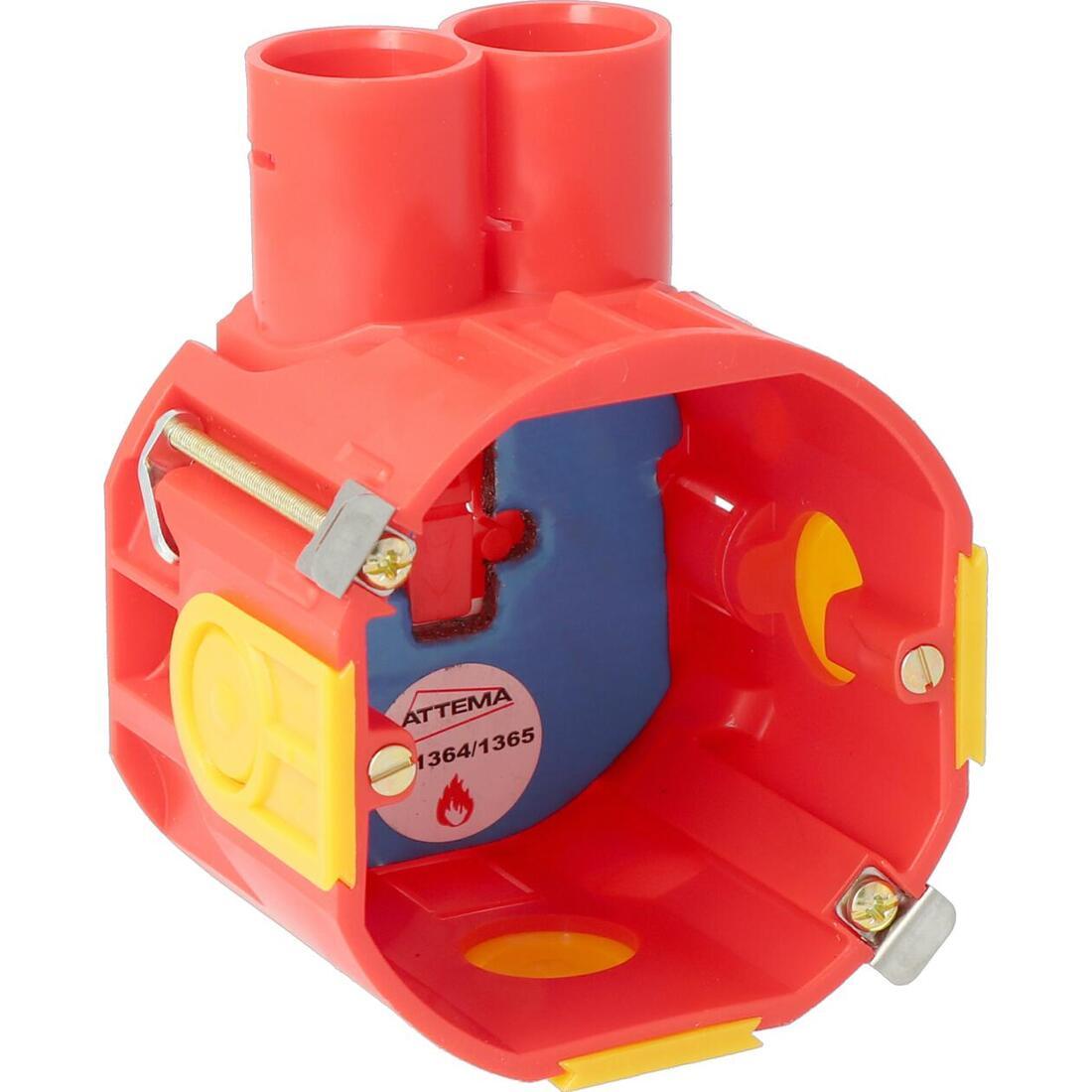 ATTEMA brandwerende inbouwdoos UHW50-BW Ø16/19mm (AT1069)