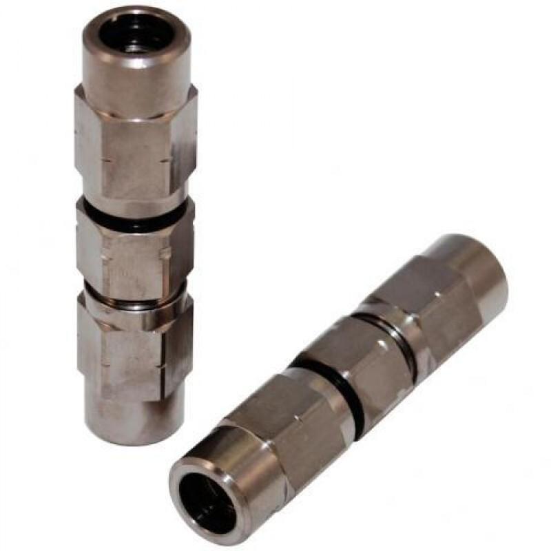 Cabelcon coax bamboe 6 verbinder (SPTL202)