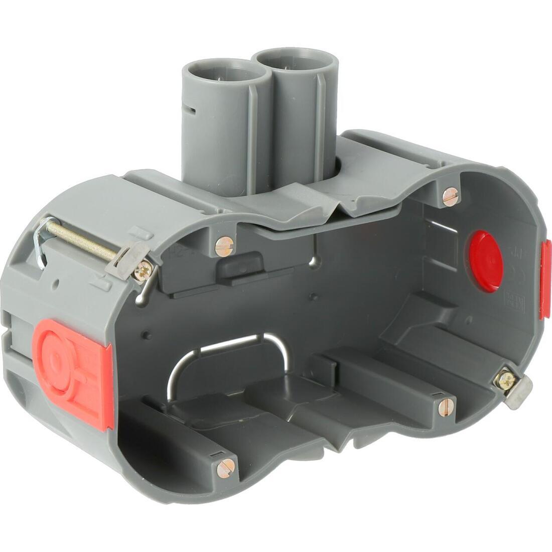 ATTEMA hollewand inbouwdoos DUO-UHW50 Ø16/19mm (AT1066)