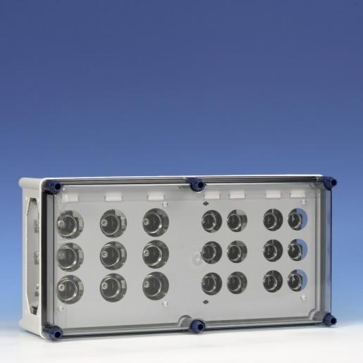 Eaton Holec Halyester krachtgroepenkast GK437 4X25A 3X63A
