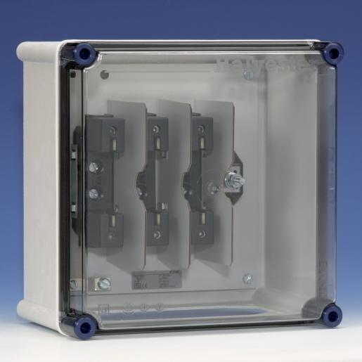 Eaton Holec Halyester veilighedenkast VKH160/1 3x160A