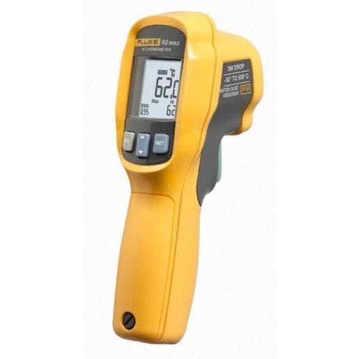 FLUKE 62 MAX + Infrarood thermometer 2 laser punt (4130488)