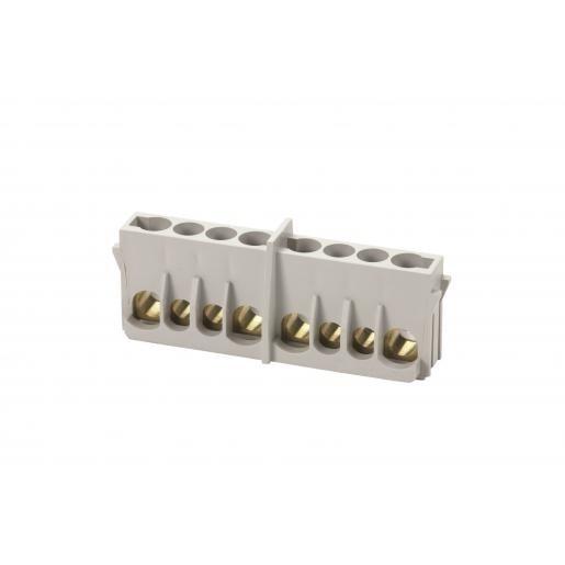 Eaton aansluitblok 4 x 16 + 4 x 10 mm2