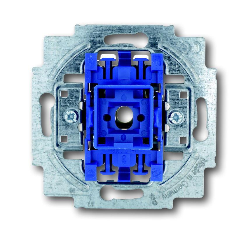 ABB Busch-Jaeger wip impulsdrukkersokkel inbouw 1P - All-weather 44 (2020 US-201)