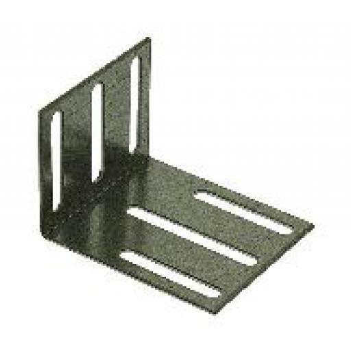 Legrand wandbeugel Sdz muurafstand instelbaar 2-40 80x56mm