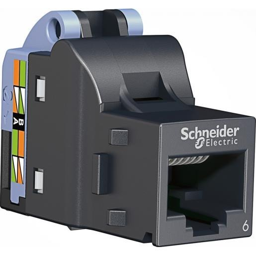 Schneider Electric connector S-One RJ45 Cat 6