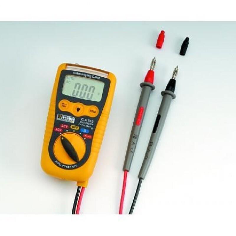 BEHA-AMPROBE Pocket multimeter CA702
