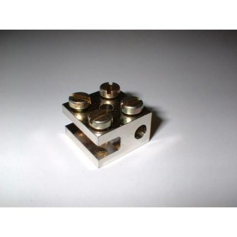 Barth HECG1X6-1X25R RADIATOR KLEM G 1X6-1X25R