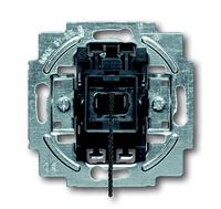 ABB Busch-Jaeger pulstrekkersokkel inbouw 1P maakcontact (NO) (2020/01 US)