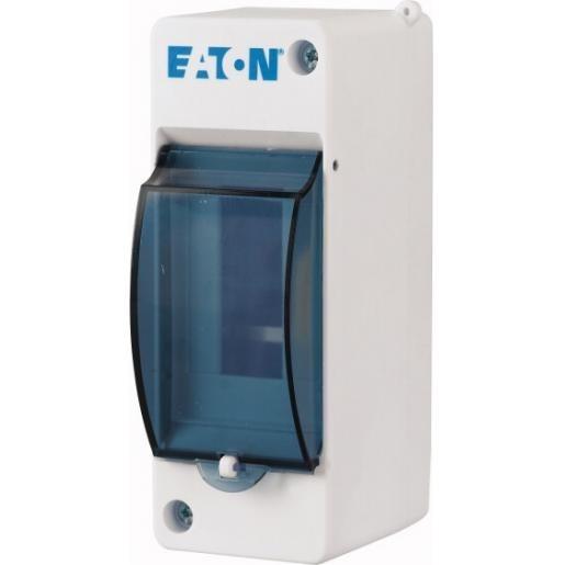 Eaton mini installatiekast leeg 1-rij 2 modules IP30 53x140x83 mm