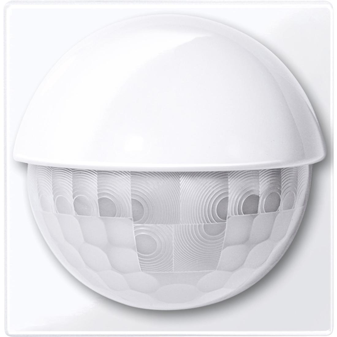 Schneider-Merten systeem M ARGUS 180 inbouwsensormodule - actief wit glanzend (MTN5710-0325)